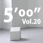 """5'00"""" vol.20"""