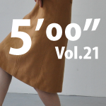 """5'00"""" vol21"""