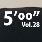 "5'00"" v28"